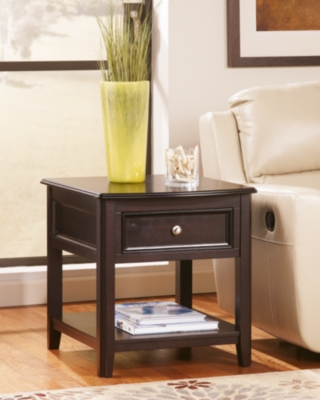 Carlyle End Table Ashley Furniture HomeStore