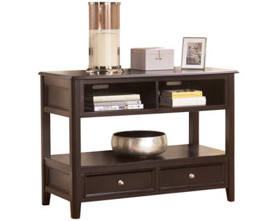 carlyle console sofa table