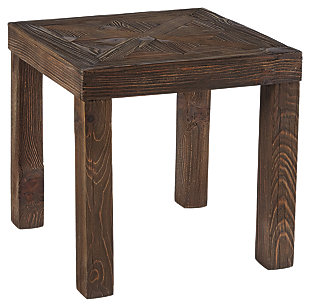 Ossereene End Table, , large