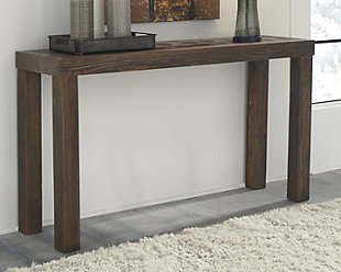 Large Ossereene Sofa Console Table Rollover