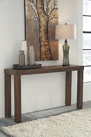 Ossereene Sofa/Console Table, , large