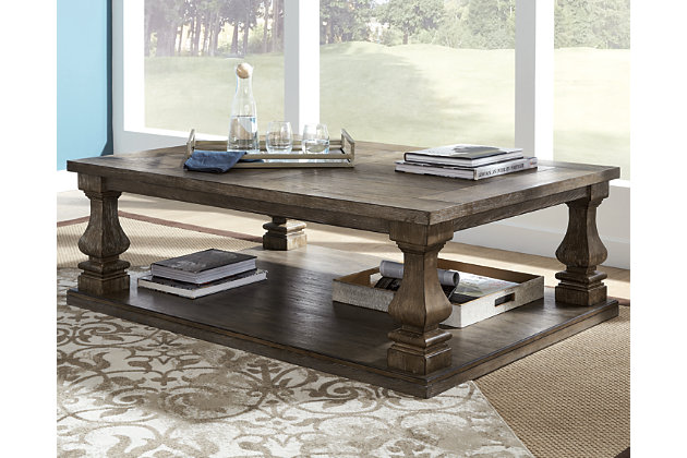 Johnelle Coffee Table Ashley