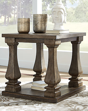 Johnelle End Table, , rollover