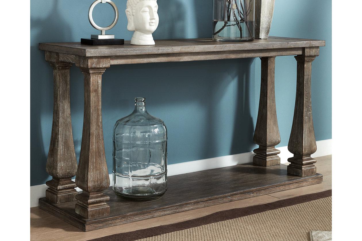Johnelle Sofa Table | Ashley Furniture HomeStore
