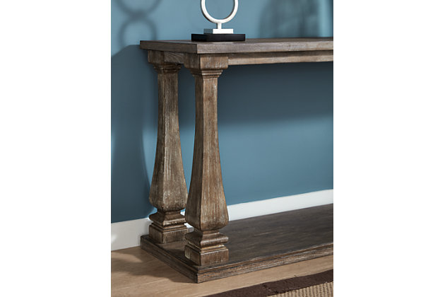 Johnelle Sofa Table Ashley Furniture Homestore