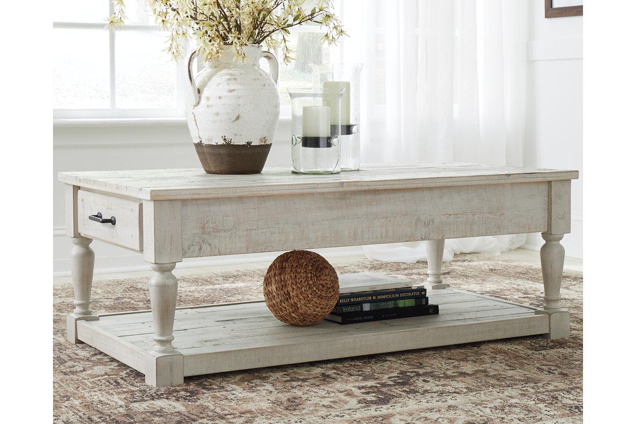 Shawnalore Coffee Table Ashley Furniture Homestore