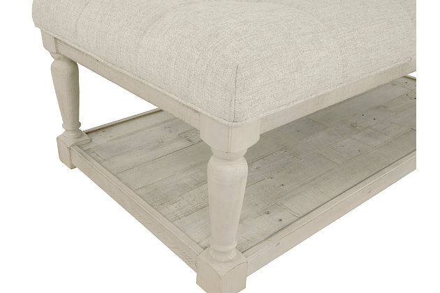 Shawnalore Coffee Table Ottoman, , large