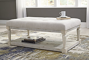 Shawnalore Coffee Table Ottoman, , rollover