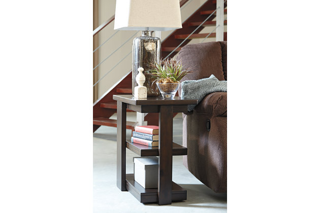 Information about Garletti Chairside End Table Product Photo