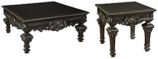 Brynhurst Coffee Table with 1 End Table, , large