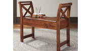 Abbonto Accent Bench, , rollover