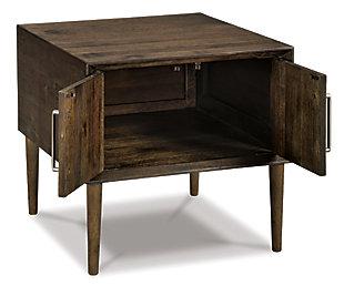 Kisper End Table, , large