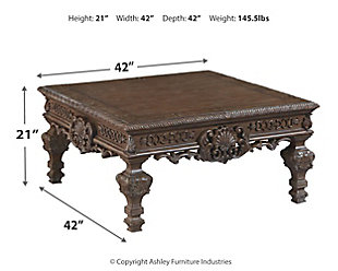 Charmond Coffee Table, , large
