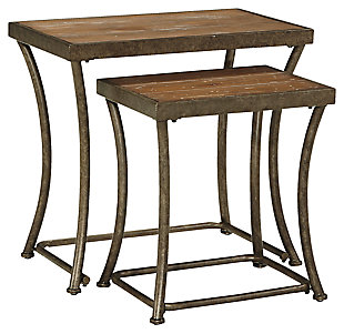 ... Nartina End Table (Set Of 2), , Large ...