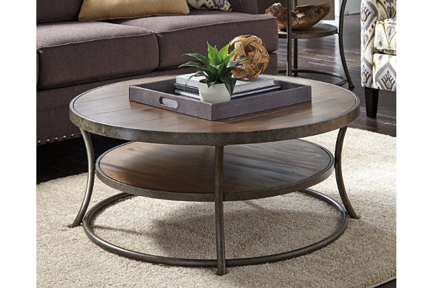 Nartina Coffee Table Ashley Furniture Homestore