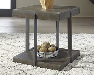 Gantoni End Table, , rollover