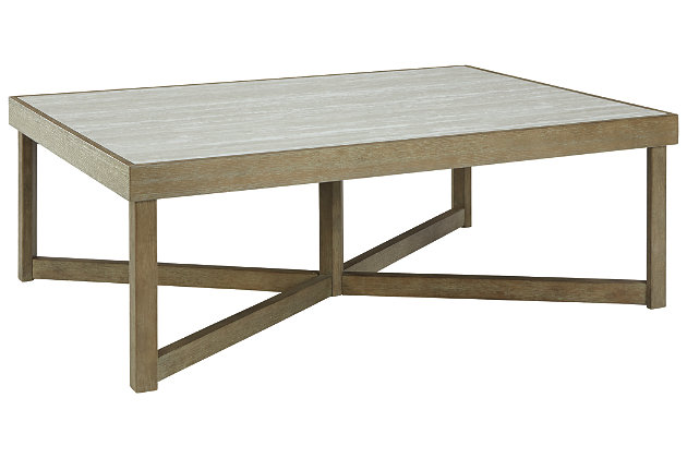 Challene Coffee Table, , large