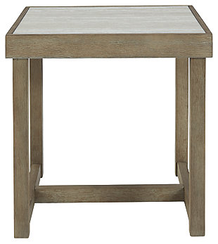 Challene End Table, , large