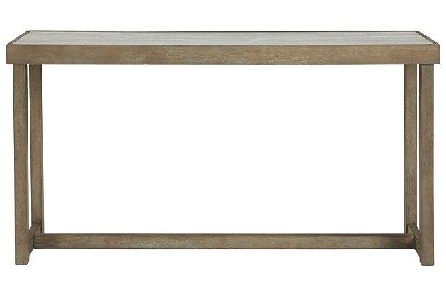 Challene Sofa Table, , large