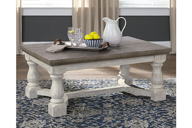 Havalance Coffee Table Ashley Furniture Homestore