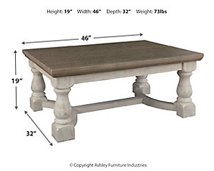 Havalance Coffee Table, , large