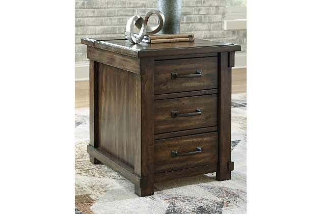 Lakeleigh End Table, , large
