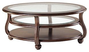 Yexenburg Coffee Table, , large