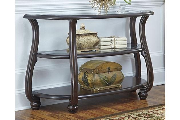 Yexenburg Sofa/Console Table, , large
