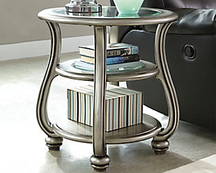 Coralayne End Table, , rollover
