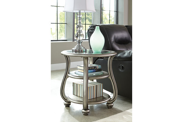High-class Coralayne End Table Product Photo