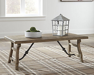 Dazzelton Coffee Table, , large