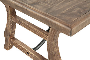 Dazzelton Coffee Table with 1 End Table, , large