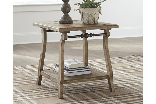 Dazzelton End Table, , large