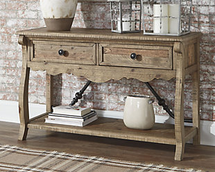 Super Console Tables Ashley Furniture Homestore Interior Design Ideas Inesswwsoteloinfo