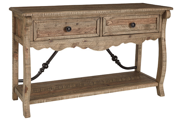 Dazzelton Sofa/Console Table, , large