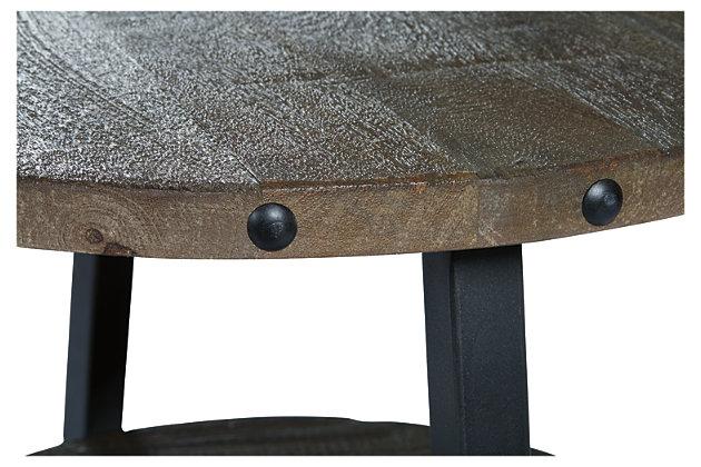 Haffenburg End Table, , large