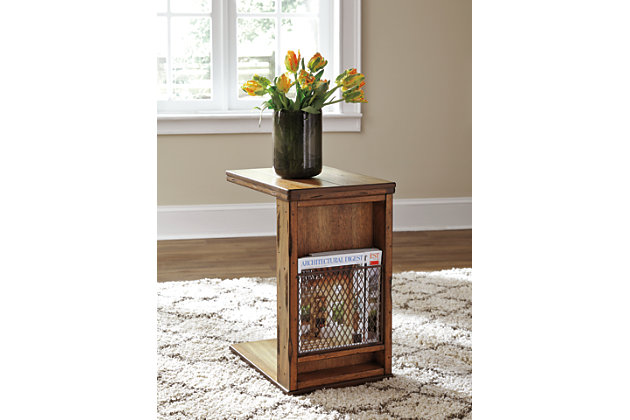 Tamonie Chairside End Table, , large