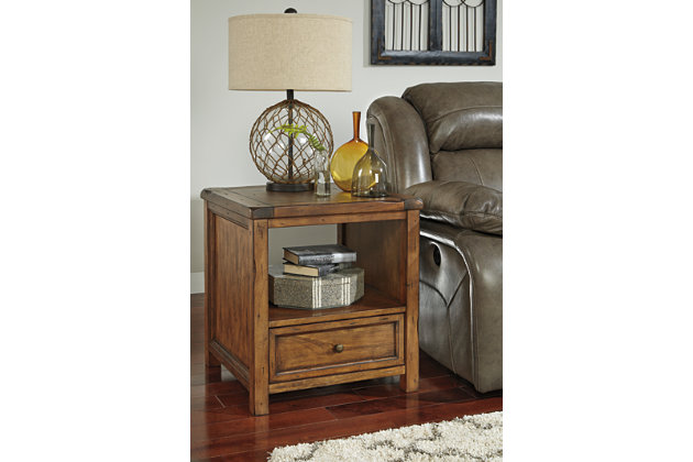 Tamonie End Table, , large