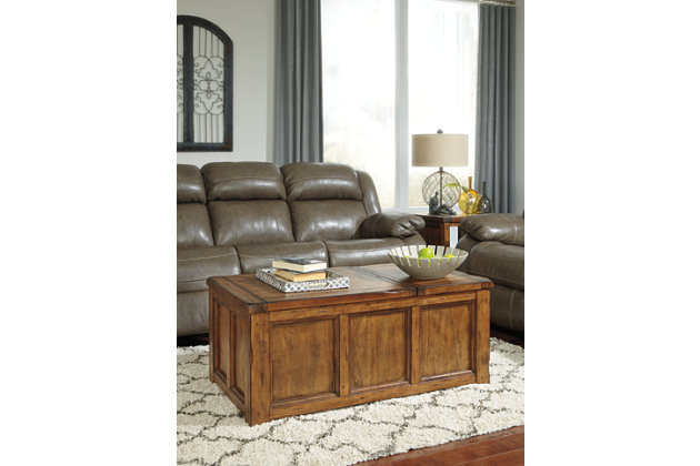 Tamonie Coffee Table with Lift Top, , large