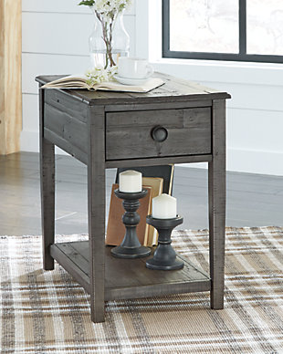 Borlofield End Table, , rollover