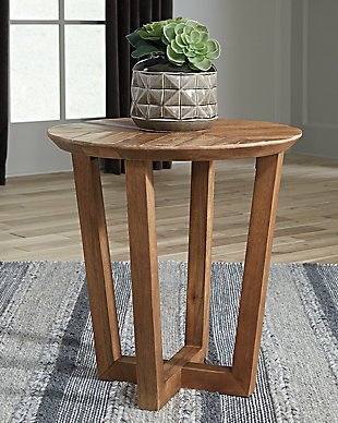 Kinnshee End Table, , rollover