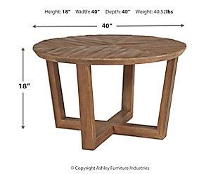 Kinnshee Coffee Table, , large