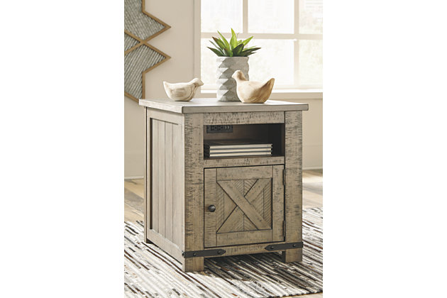 Aldwin End Table, , large
