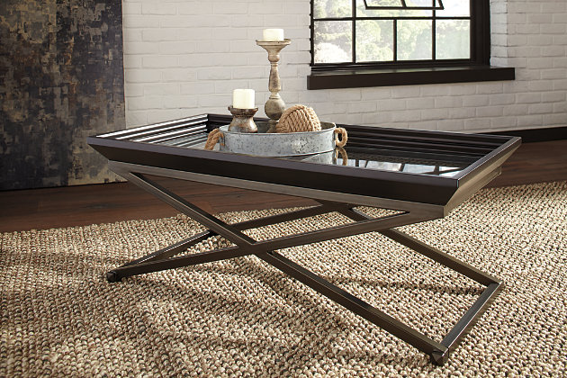 florentown coffee table | ashley furniture homestore