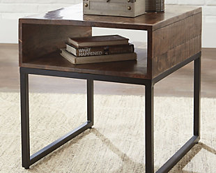Hirvanton End Table, , rollover