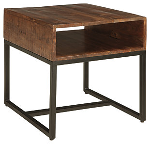 Hirvanton End Table, , large