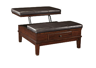 Gately Coffee Table with Lift Top, , large