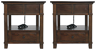 Gately 2 End Tables, , large