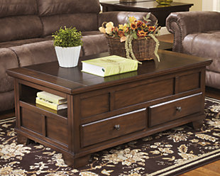 Gately Coffee Table with Lift Top, , rollover
