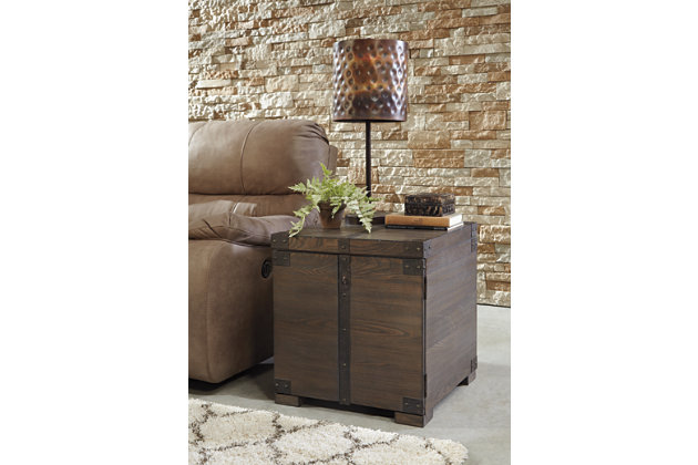 Lovable Burladen End Table Product Photo